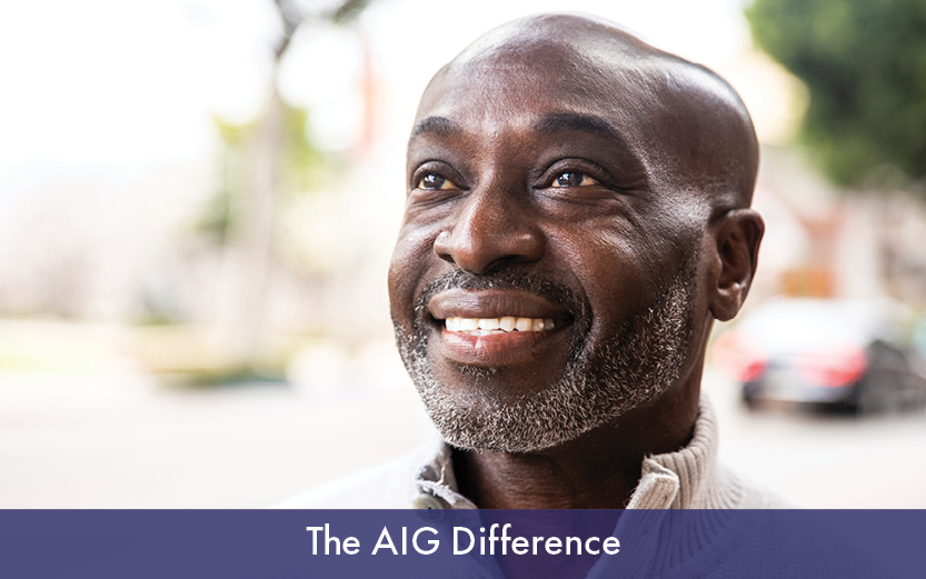 The AIG Difference