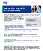 See a brighter future with AIG Retirement Services