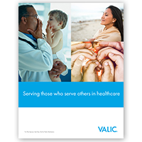 VALIC Healthcare (New Business) Prospecting Brochure