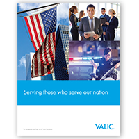 VALIC Government (New Business) Prospecting Brochure